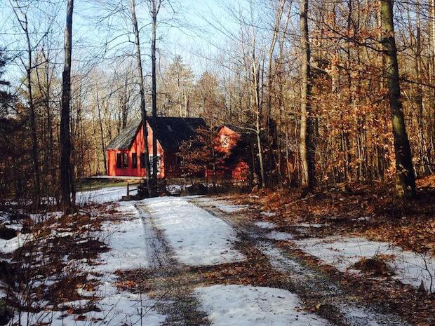 Off grid cottage