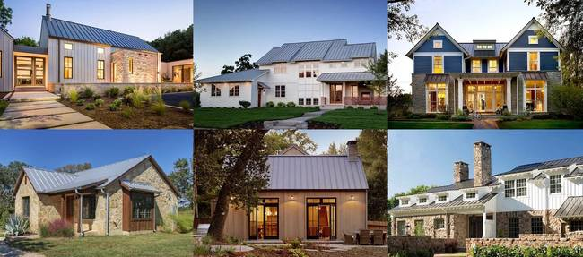 Solar roof examples