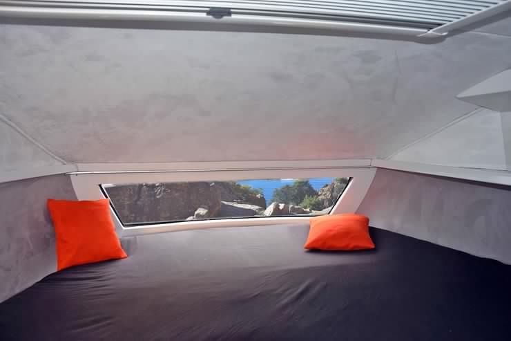 New camper design interior top