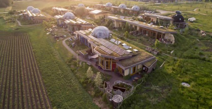 Off Grid Living In A Modern EcoVillage