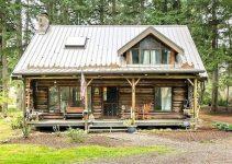 Fox Island Cabin
