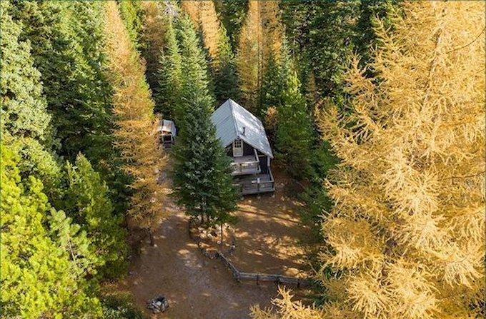 Baker City cabin