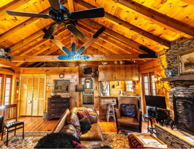 Charming cabin