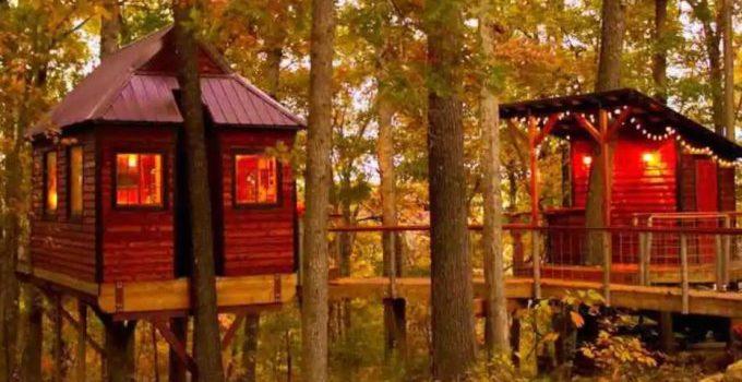 Treehouse getaway