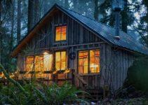 Cedarwood cabin