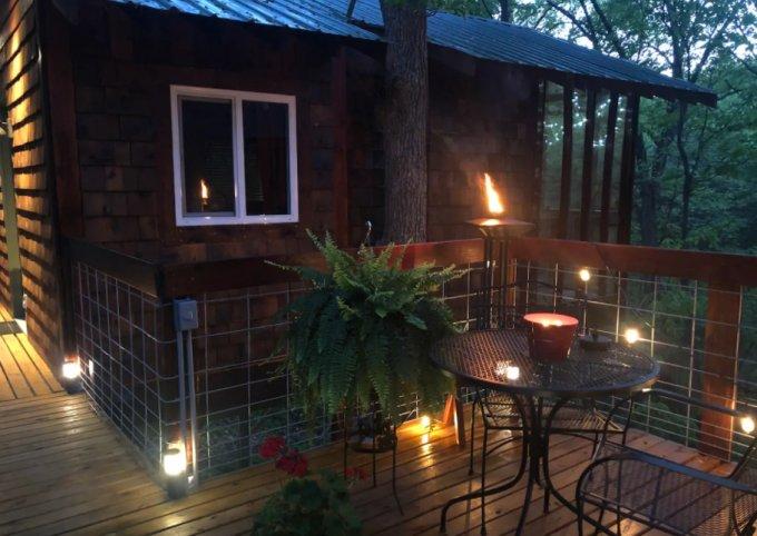 Serenity treehouse