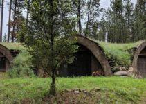 Underground hideaway