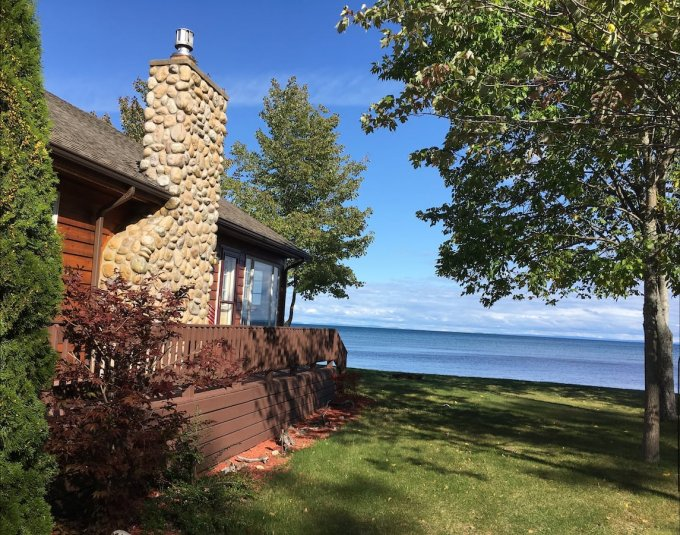 Paradise view cabin