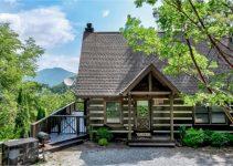 Smokies log cabin