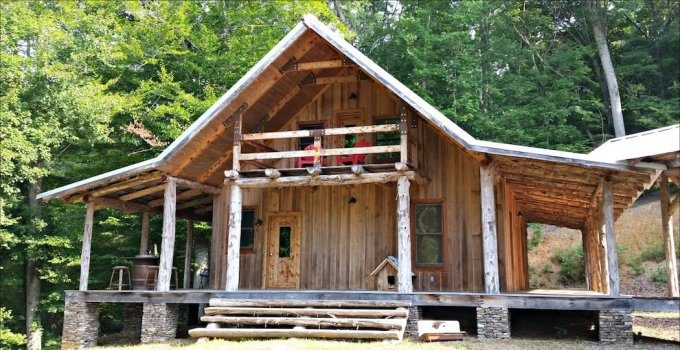 Cabin in NC