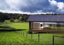 Off grid smart home